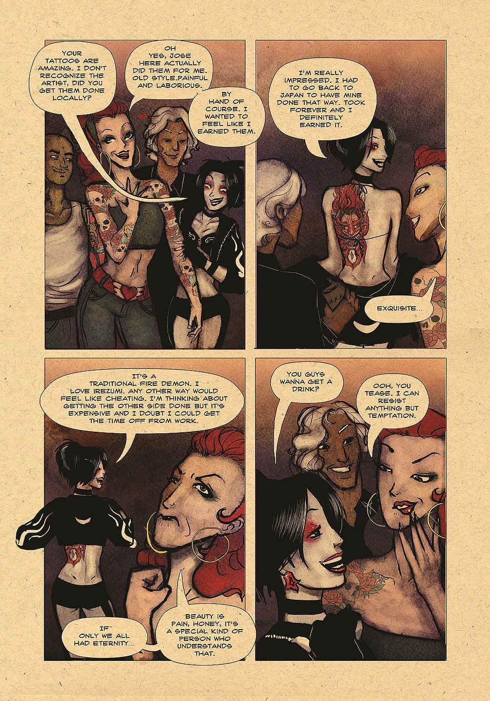 Eternity: Hotaru Webcomic Page 015