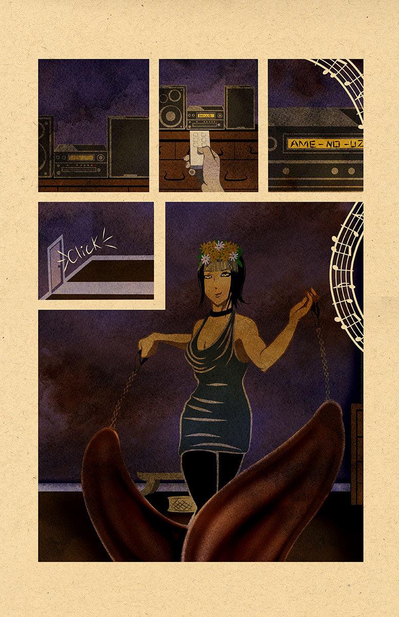 Etenity: Hotaru Webcomic Pg 134