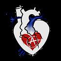 Relationship Heart Flag