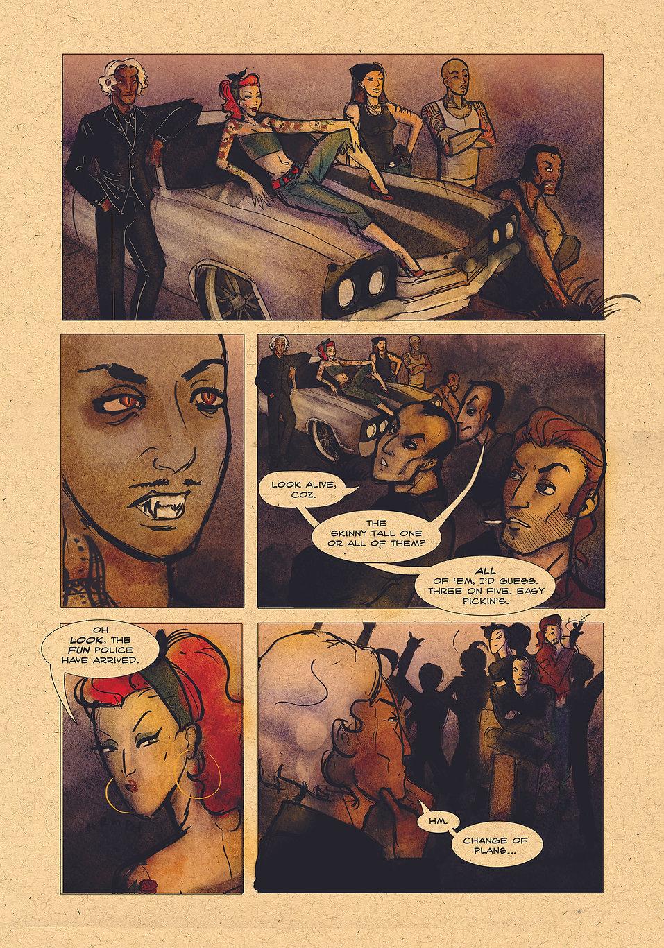Eternity: Hotaru Webcomic Page 007