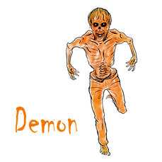 Demon Shade Eternity