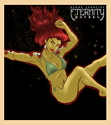 Candy Cuevas Eternity: Hotaru Webcomic