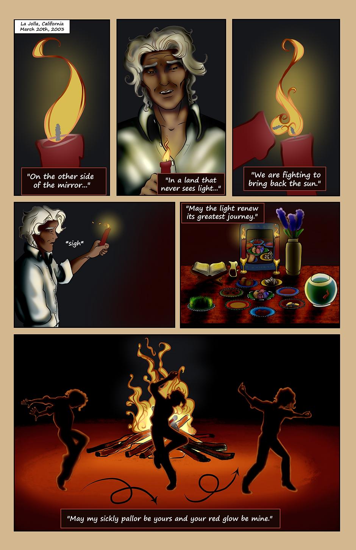Eternity: Hotaru Webcomic Page 188