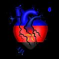 Pride Heart Polyam