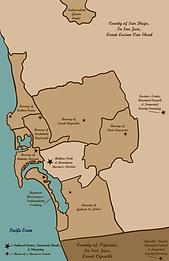 San Diego Map from Eternity: Hotaru