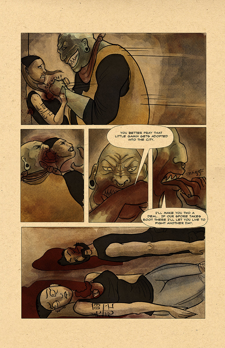 Eternity: Hotaru Webcomic Pg 155