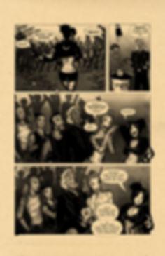 Eternity Hotaru Webcomic, Candy Loves Hotaru