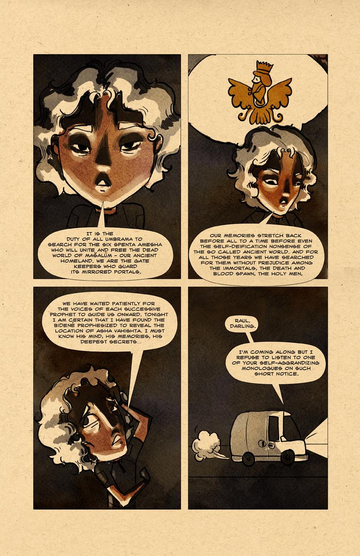 Eternit: Hotaru Webcomic Page 070