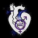 Gender Heart Flag