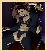 Hotaru Seratoglio Eternity: Hotaru Webcomic