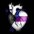Pride Heart Demi