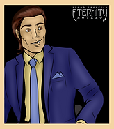 Baron Ashton Crane of the Eternity: Hotaru webcomic