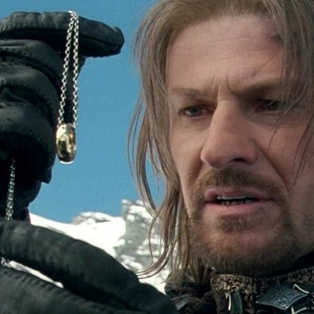 Boromir, or, Everyday Cursed Swords
