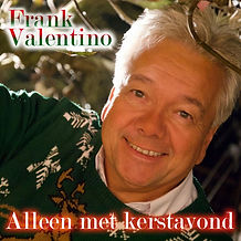 Alleen met kerstavond - Frank Valentino.