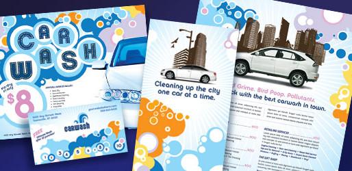 Marketing 101 for an Express Car Wash