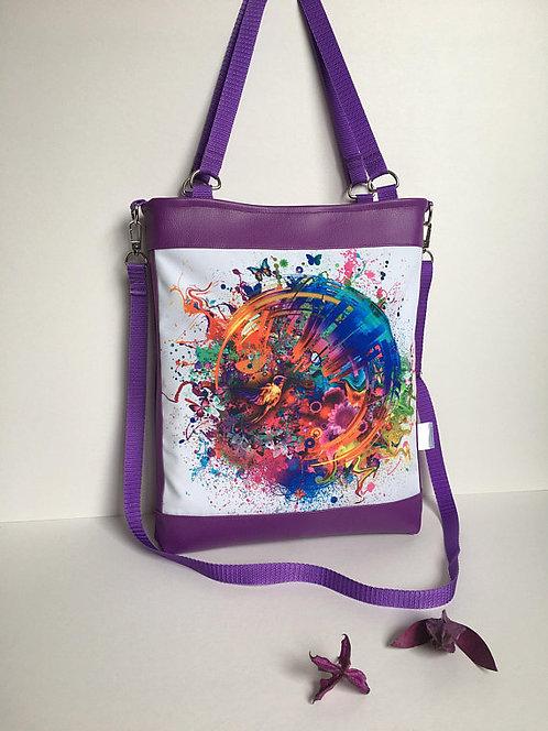 Unique designer handbag