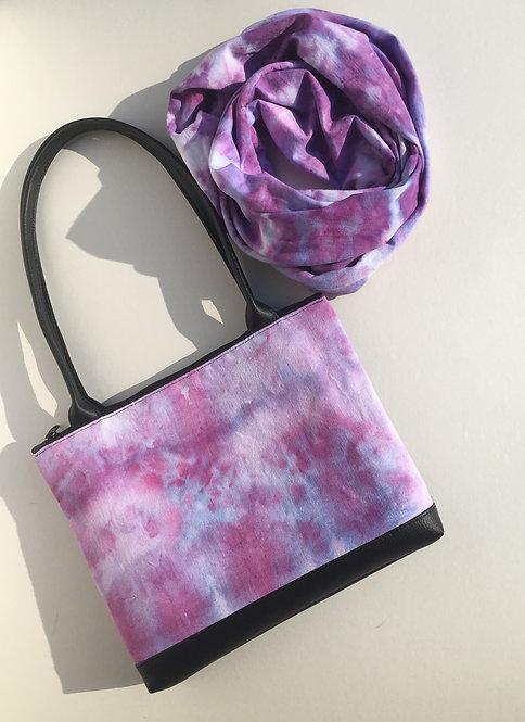 Elegant purple set