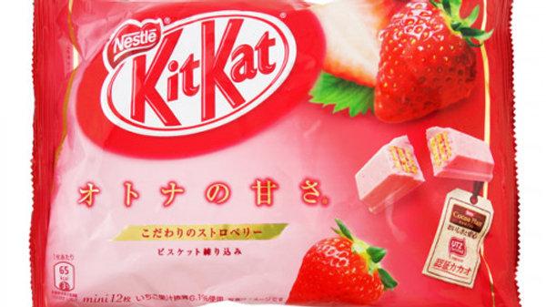 KitKat Mini Otona no Amasa Strawberry 135,6g