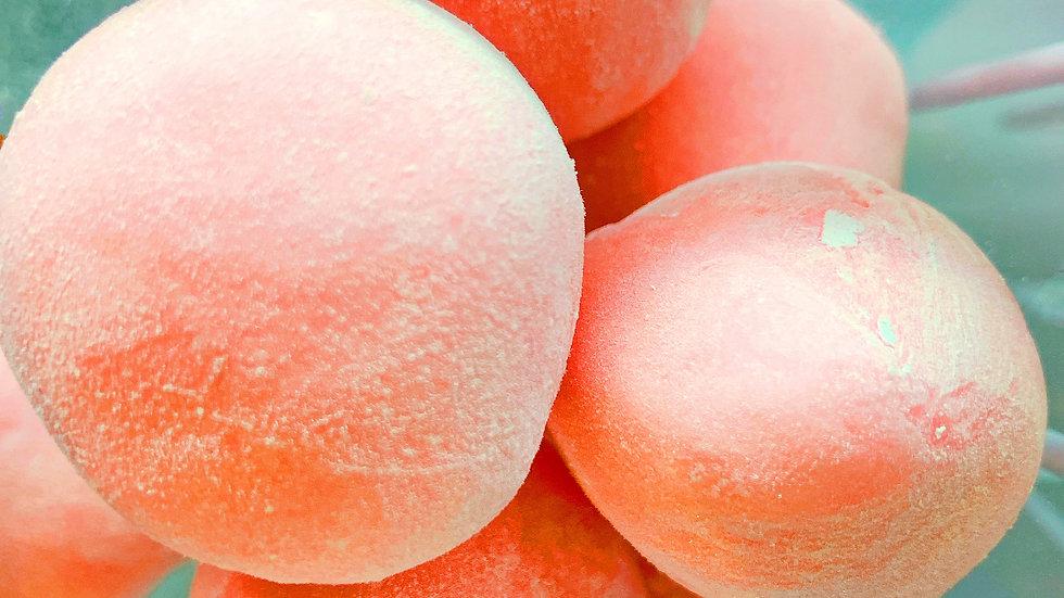 Bubble Gum saldējums/ Bubble Gum ice cream mochi