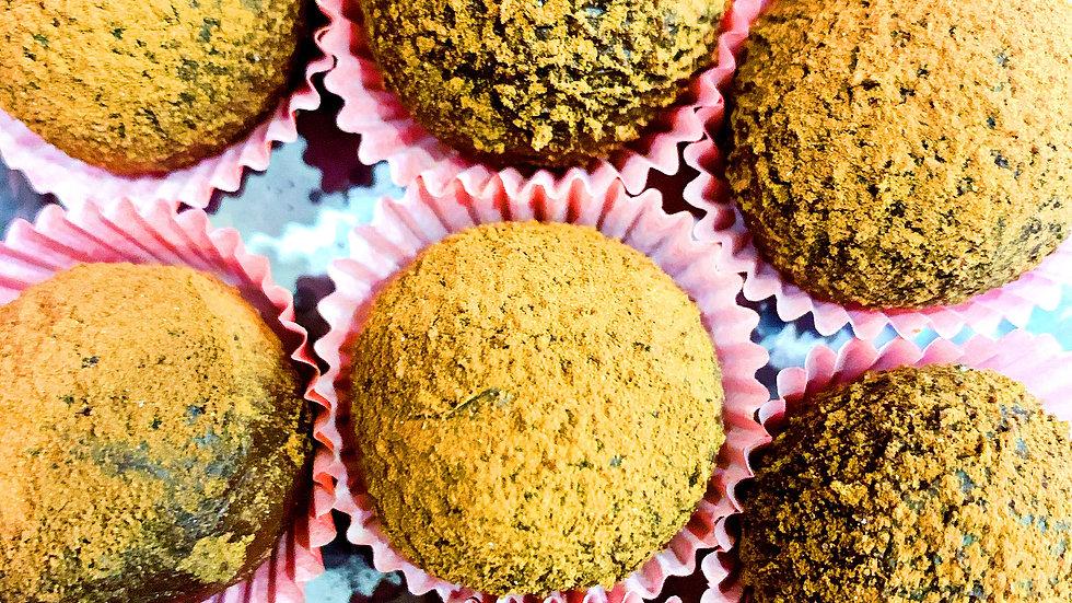 Miso-Šokolādes trifeles/ Miso-Chocolate truffle