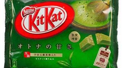 KitKat Koi Fukami Matcha Mini 85g
