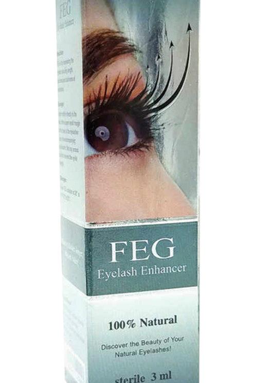 FEG - Alargador Fortalecedor de Pestañas - 3ml