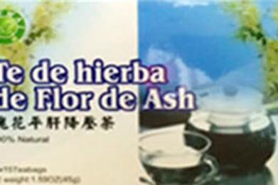 Té Flor de Ash