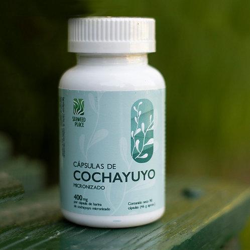 Cápsulas de Cochayuyo Micronizado