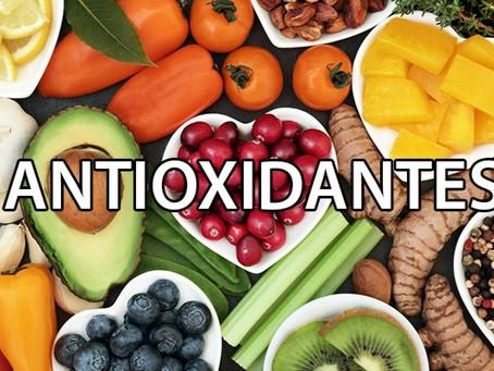¿Qué son realmente los antioxidantes?