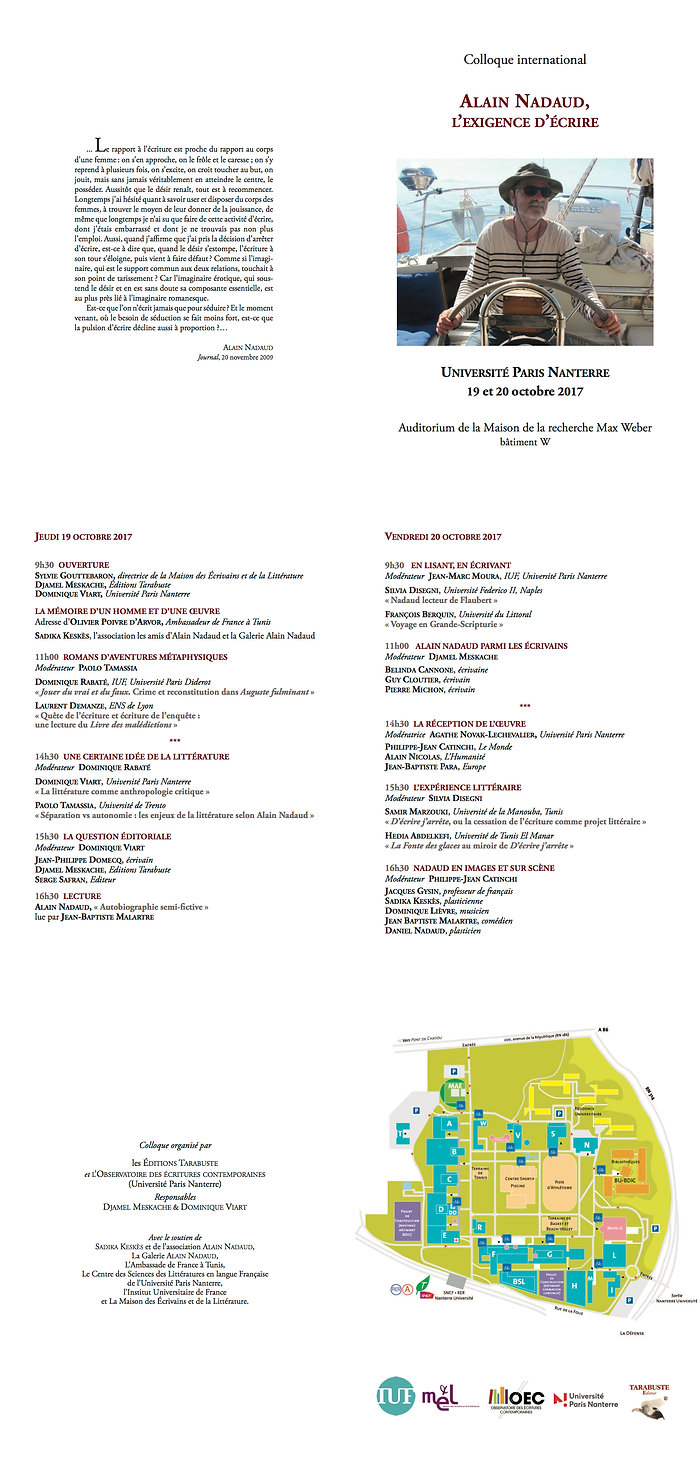 AlainNadaudcolloque international alainnadaud.com