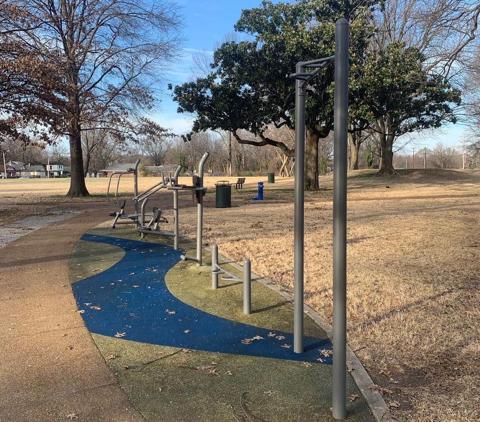 Parks Revitalization