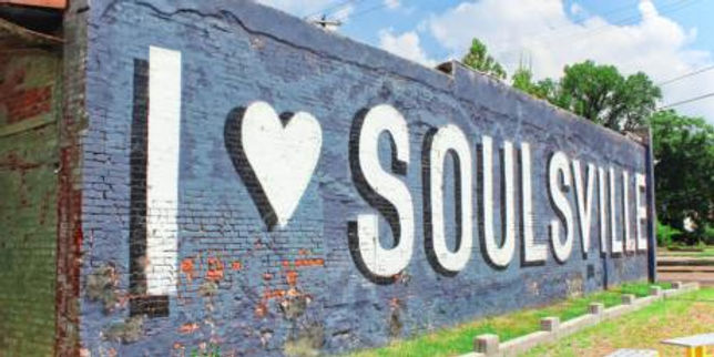 I Love Soulsville Memphis Tennessee Stre
