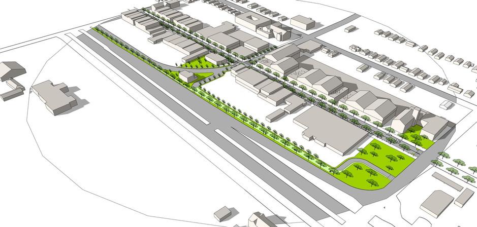 Land Use and Urban Design
