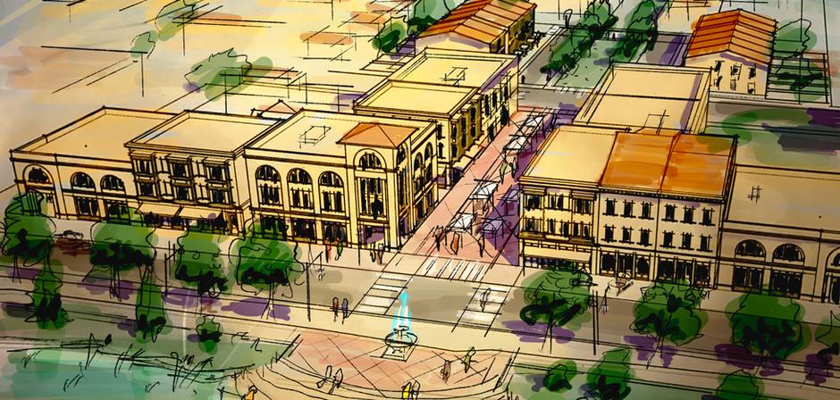 Create Mixed-Use Neighborhoods