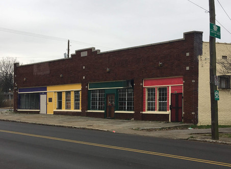 URBANMAIN PARTNERS WITH THE WORKS, INC. AND THE CITY OF MEMPHIS ON RETAIL STUDY OF SOUTH MEMPHIS