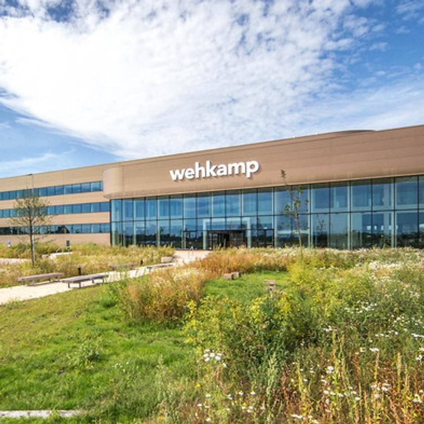 Bedrijfsbezoek Wehkamp