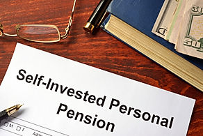 Self Invsted Personal Pension (SIPP)