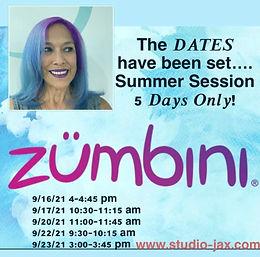 Zumbini® Sept. 20 Session