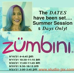 Zumbini® Sept. 22 Session