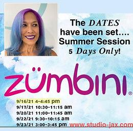 Zumbini® Sept. 16 Session