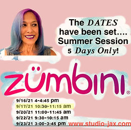 Zumbini® Sept. 17 Session