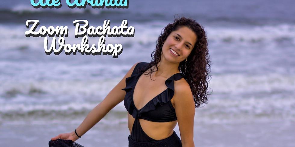 VIRTUAL Bachata Workshop with Ale