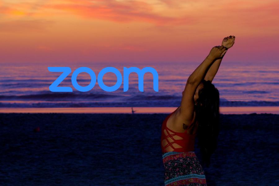 (Zoom Class) Stretch & Flex