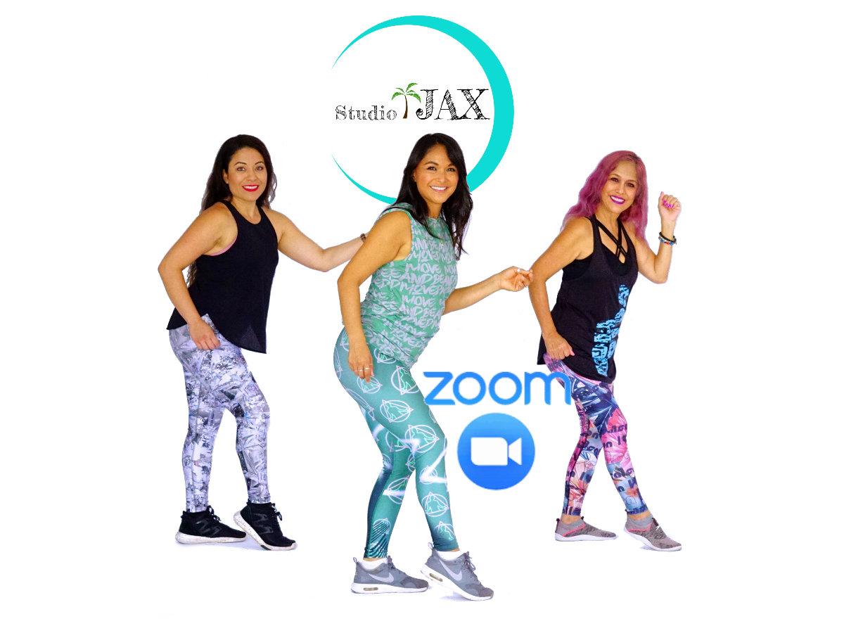 (Zoom Class) Salsation® Fitness