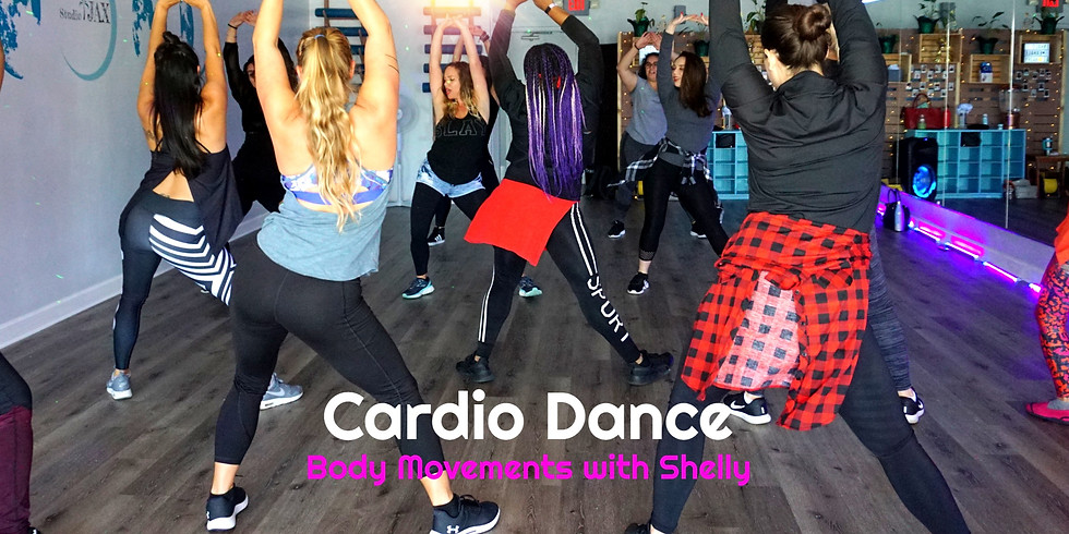 CARDIO DANCE Body Movements with Shelly