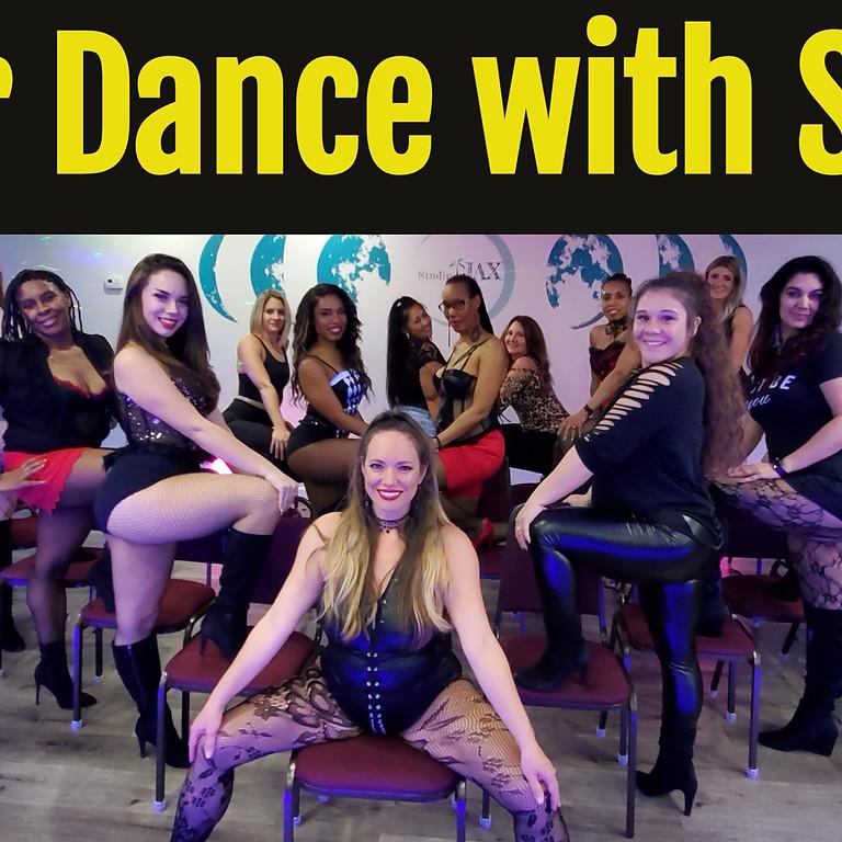 CHAIR DANCE w/ Shelly 7.31.21