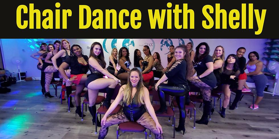 CHAIR DANCE w/ Shelly 4.24.21