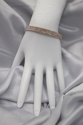 1/4 in Gold Bracelet