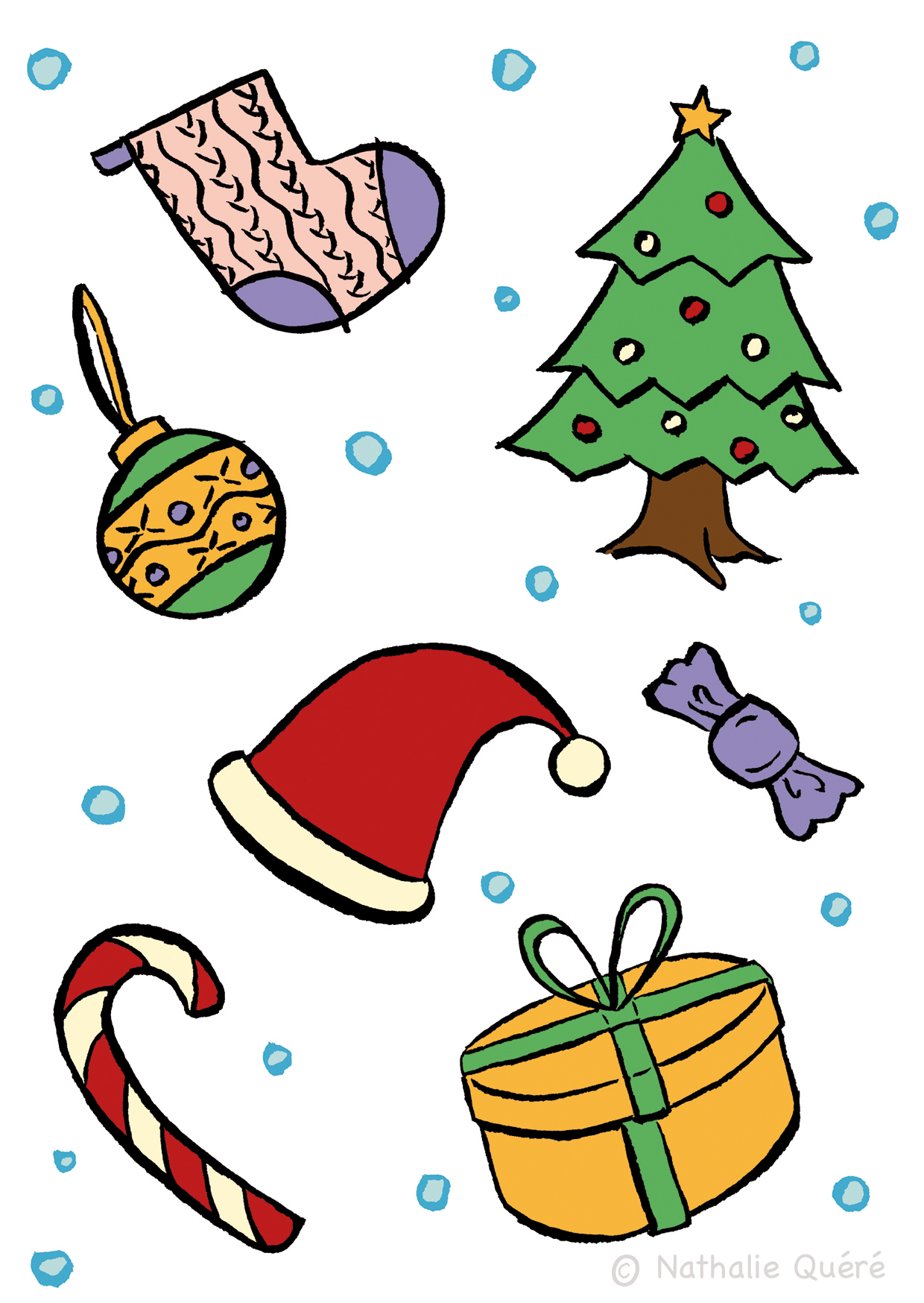 Motifs de Noël