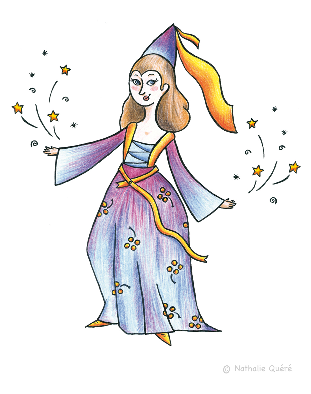 Judith la magicienne